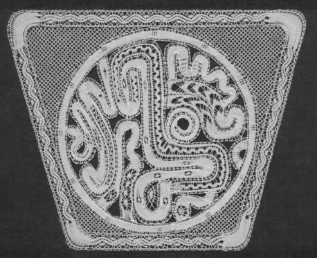Suave Ceramica Azteca 2002 I.O.L.I. Convention Competition (Costa Mesa, CA) 2nd Place - Original Design Milanese